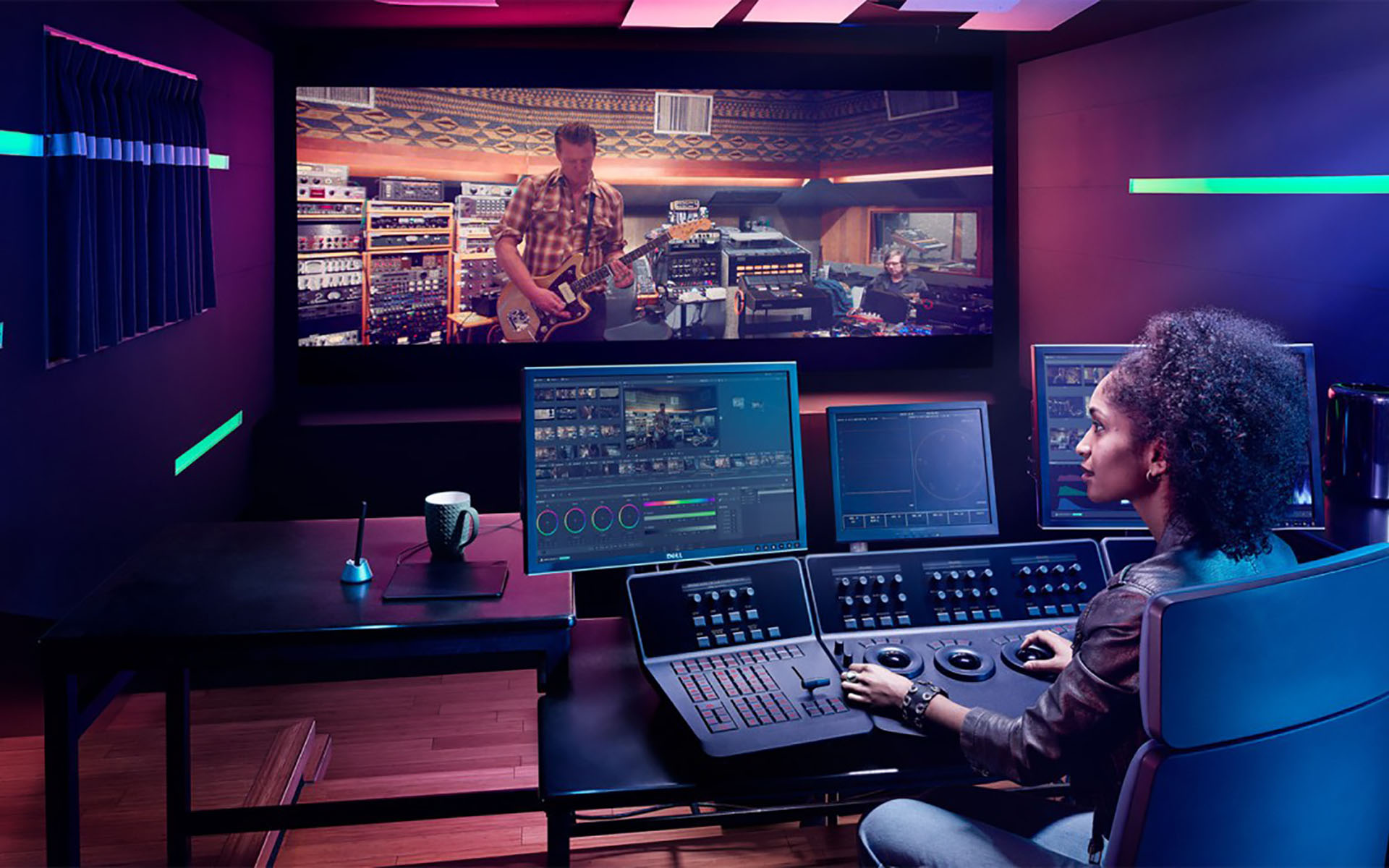 Blackmagic Design Davinci Resolve 14 1 1 Update Eastwood Sound And Vision