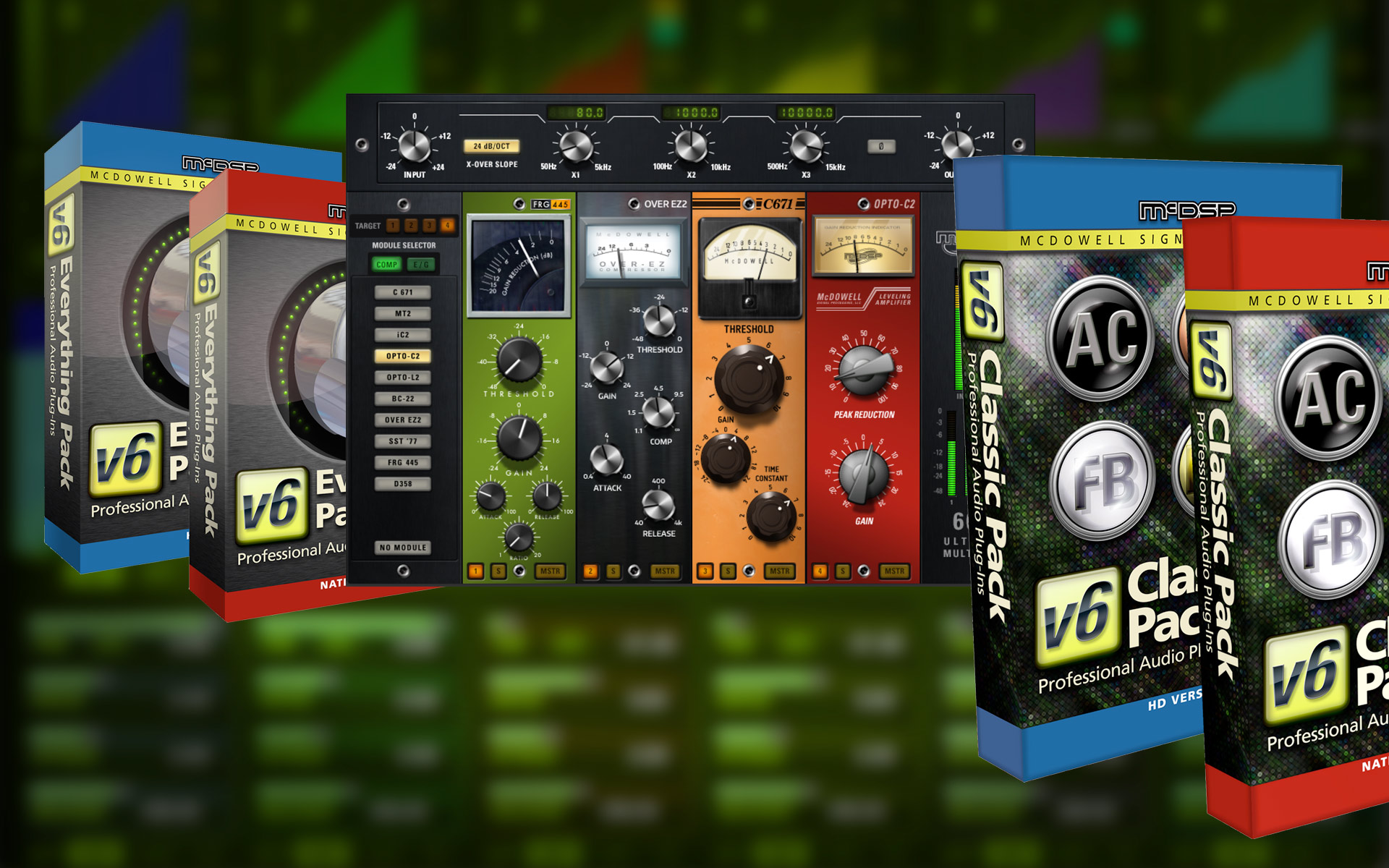 MCDSP - ESV Announce Partnership with McDSP | ESV Magazine