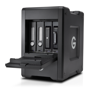 GSPEED Shuttle for Thunderbolt 3 with ev Series Bay Adapters