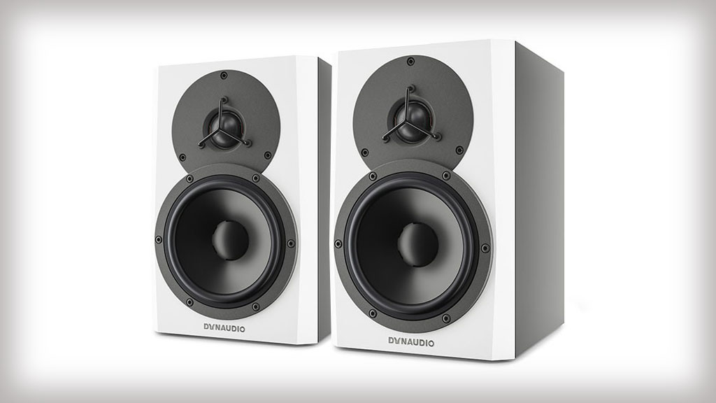 Pair of Dynaudio LYD 5 White