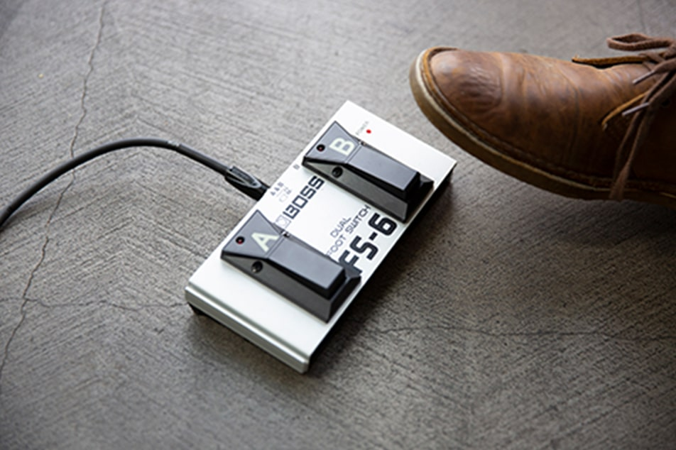 V-02HD foot switch