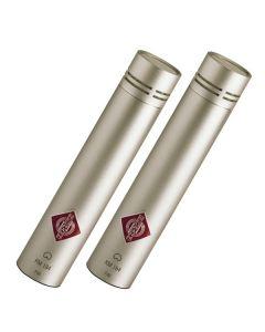 Neumann KM 184 Minature Studio Condenser Microphone Stereo Set (Nickel)