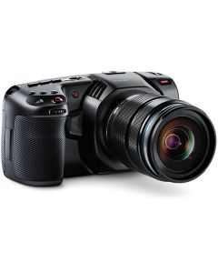 Blackmagic Design Pocket Cinema Camera 4K front angle