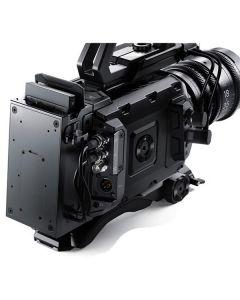 Blackmagic Design URSA Mini SSD Recorder on camera