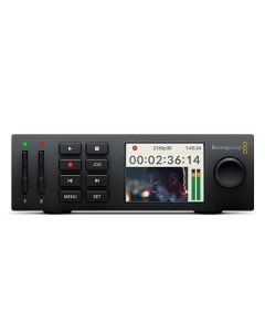 Blackmagic Design HyperDeck Studio Mini Front