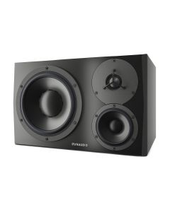 Dynaudio PRO LYD 48 Nearfield Monitor Black Front DIagonal