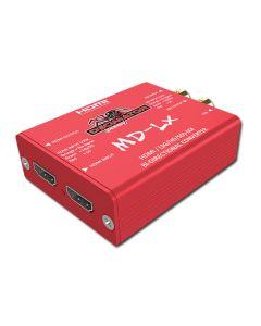 Decimator Design MD-LX Converter