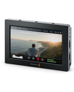 Blackmagic Design Video Assist 4K Video Recorder and Monitor