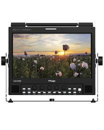 "TV Logic LVM-095W-N 9"" Full HD 3G Multi-Format LCD Monitor"