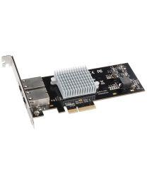 Sonnet Presto 10GbE 10G BaseT Ethernet PCIe Card