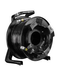 Fieldcast 4Core Single Mode Heavy Duty 100M Fibre Cable