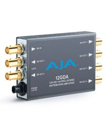 AJA Video Systems 12GDA Distribution Amplifier Mini Converter