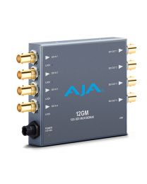 AJA Video Systems 12GM SDI Muxer/DeMuxer Mini Converter