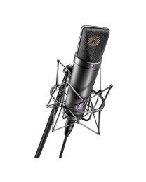 Neumann U 87 Ai MT Condenser Microphone Studio Set (Black)