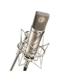 Neumann U 87Ai Condenser Microphone Studio Set (Nickel)