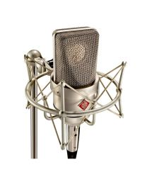 Neumann TLM 103 Condenser Microphone Studio Set (Nickel)
