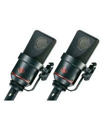 Neumann TLM 170R MT Studio Condenser Microphone Stereo Set (Black)