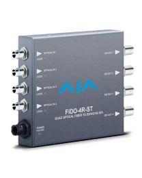 AJA Video Systems FiDO-4R-ST Mini Converter
