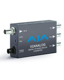 AJA Video Systems V2Analog Mini Converter