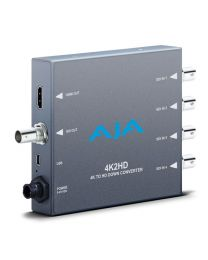 AJA Video Systems 4K2HD Mini Converter