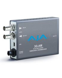 AJA Video Systems 3G-AM-XLR Mini Converter