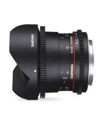 Samyang 8mm T3.8 VDSLR UMC Fish-Eye CS II Lens (Micro Four Thirds)
