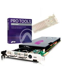 Avid Pro Tools HD/TDM System to HDX Core with Pro Tools Ultimate Perpetual License