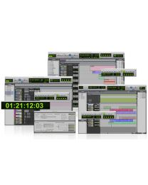 Avid Satellite Link Option Pro Tools Control Software