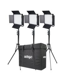Ledgo 600LK3 Location Lighting Kit
