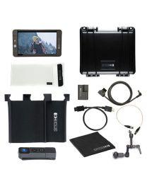 Small HD 702 Bright Full HD HDMI/SDI 7 inch Field Monitor & Accessory Kit