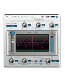 Antares Mutator Evo Extreme Voice Designer