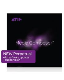 Avid Media Composer Perpetual License New (Software Download)