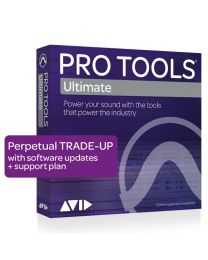 Avid Pro Tools Ultimate Perpetual License TRADE UP from Pro Tools
