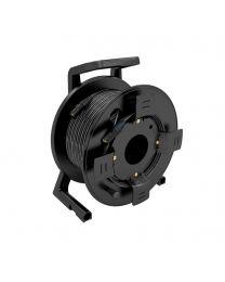 ESV Professional Cable Neutrik Ethercon CAT6 Cable Drum Mounted Option