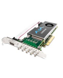 AJA Corvid 88 High Density Multi-Stream, Multi-Format PCIe 2.0 I/O Card