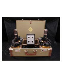 Telefunken CU-29 Copperhead Condenser Microphone Stereo Set