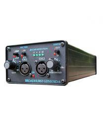 DAV Electronics BG6 Stereo Limiter/Compressor