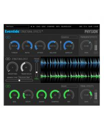 Eventide Physion Multi-Effect Plugin