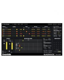 Eventide Quadravox Pitch Shifter Plugin