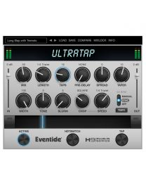 Eventide UltraTap Delay Plugin