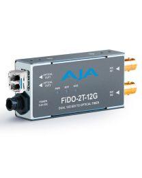 AJA FiDO-2T-12G Fibre Transmitter