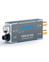 AJA FiDO-R-12G Fibre Receiver