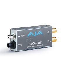 AJA Video Systems FiDO-R-ST Mini Converter