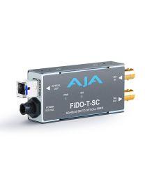 AJA Video Systems FiDO-T-SC Mini Converter