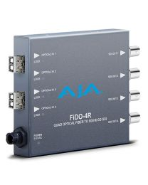 AJA Video Systems FiDO-4R Mini Converter