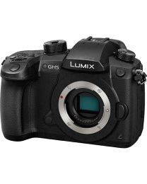 Panasonic Lumix DC-GH5 Digital Camera (Body Only) - Includes £150 Cashback
