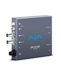 AJA IPT-1G-SDI IP Mini Converters