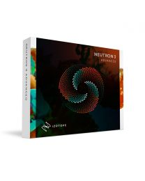 iZotope Neutron 3 Advanced Visual Mixer