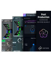 iZotope Post Production Surround Reverb Bundle