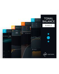 iZotope Tonal Balance Bundle - Crossgrade from Various